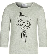 Minimize MMJACK Tshirt à manches longues light grey melange
