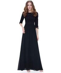d2e06091be7 Ever Pretty společenské šaty 8412 černé
