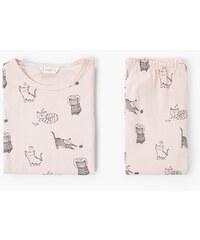 Mango Kids - Dětské pyžamo 104-164 cm.