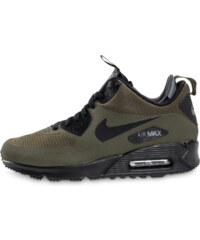 Nike Baskets/Running Air Max 90 Mid Winter Green Homme