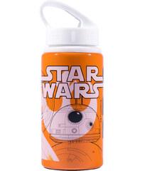 Star Wars-The Clone Wars Alu-Trinkflasche weiß in Größe UNI für Jungen