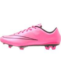 Nike Performance MERCURIAL VELOCE II FG Chaussures de foot à crampons hyper pink/black