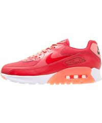 Nike Sportswear AIR MAX 90 ULTRA ESSENTIAL Baskets basses university red/bright mango