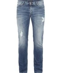 Drykorn Slim Fit Jeans im Destroyed Look