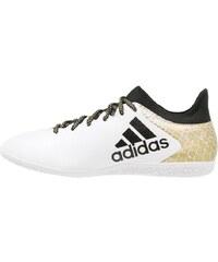 adidas Performance X 16.3 IN Fußballschuh Halle white/core black/gold metallic