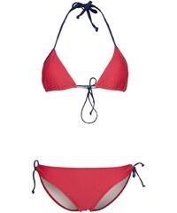 Strand EMMA Bikini red/blue