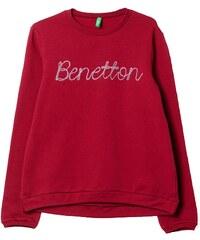 Benetton Sweat-shirt - prune