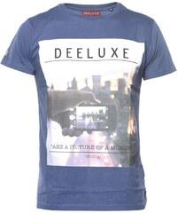 Deeluxe Jebel - T-shirt - bleu foncé