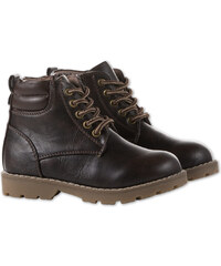 C&A Boots in Braun