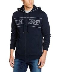 BOSS Hugo Boss Herren Sweatshirt Jacket Hooded
