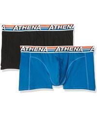 Athena Herren Boxershorts 2er Pack Freemotion