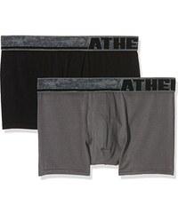 Athena Herren Boxershorts 2er Pack Factory