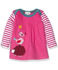 Lilly and Sid Baby-Mädchen Kleid Animal Stack Applique Playdress