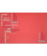 Prostírání SWEET HOME 30x45 cm červená Essex