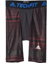 adidas Performance TECHFIT CHILL Shorty black/blue/red
