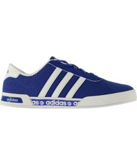 Adidas Neo Daily Mono Junior Trainers, blue/white