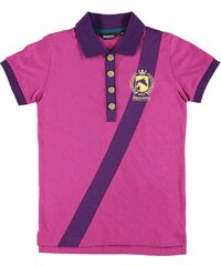 Requisite Sash Polo Jnr71, pink