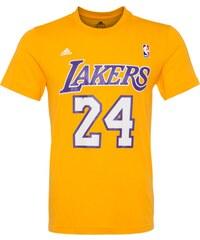 ADIDAS PERFORMANCE LA Lakers Gametime T Shirt Herren