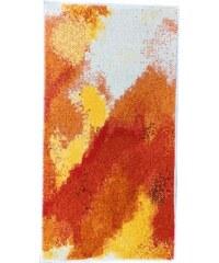 Kusový koberec Stella 78707 Cream/Orange, Rozměry 60x110 Devos-Caby
