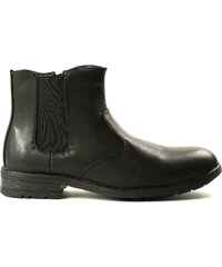 Lesara Chelsea-Boots in Used-Lederoptik - 40