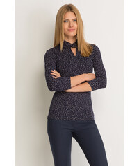 Orsay Shirt mit Punkte-Muster