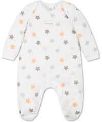 C&A Baby-Schlafanzug aus Bio-Baumwolle in weiß