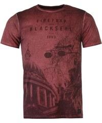 Firetrap Triko Triko No Fear Surf T Shirt pánské Multi