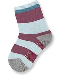 Sterntaler Baby - Mädchen Socken Fli Fli Soft Ringel