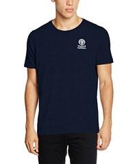 Franklin & Marshall Herren T-Shirt Tsmca222amw16