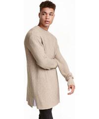H&M Pletený svetr