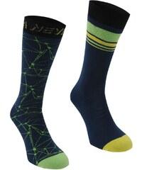Ponožky Nevica 2 Pack Ski Tube pán.