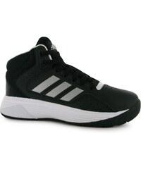 Basketbalové boty adidas Isolation Top dět.