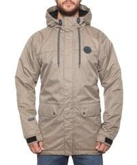 Pánská zimní bunda Funstorm Kator brown M