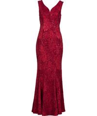 BODYFLIRT boutique Abendkleid in lila von bonprix