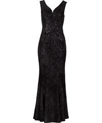 BODYFLIRT boutique Abendkleid in schwarz von bonprix