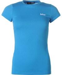 Triko Lee Cooper Crew Neck T Shirt dámské Turquoise
