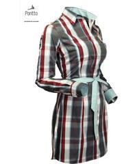 Luxusní dámská košile, sportovní halenka Pontto 1002-02