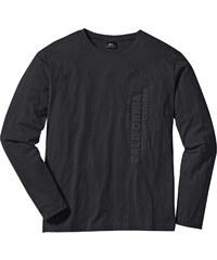 bpc bonprix collection T-shirt manches longues Regular Fit noir homme - bonprix