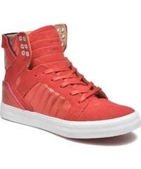 Supra - Skytop w - Sneaker für Damen / rot