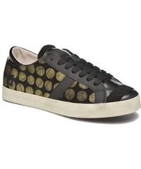D.A.T.E - Hill Low Pop - Sneaker für Damen / schwarz