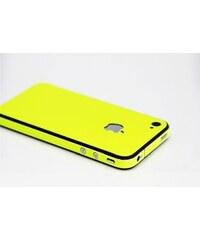 SlickWraps Vivid Yellow Glow-In-The-Dark