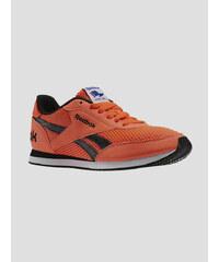 Oranžové kožené dámské tenisky - Glami.cz e2194b6f54