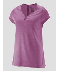 Tričko Salomon ELLIPSE SCOOP SS W Primavera Purple ddf7e1c9a3
