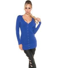 Koucla Dámský svetr - modrý