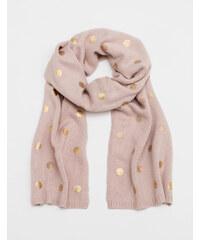 Baby Boden Schal mit Metallic-Tupfen Pink Damen Boden