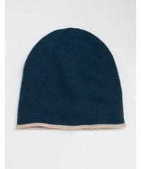Baby Boden Kaschmirmütze Blau Damen Boden