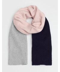 Baby Boden Schal mit Blockfarben Pink Damen Boden