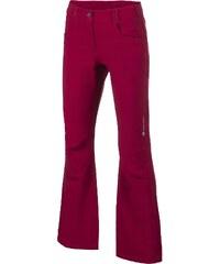 Alpine Pro OMINECA Oranžová/Červená Dámské Kalhoty