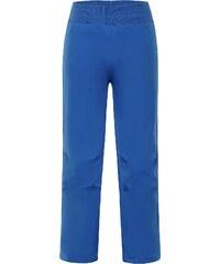 Alpine Pro OCIO INS. Modrá/Tyrkysově modrá Dětské Kalhoty