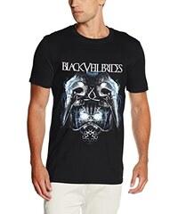 Black Veil Brides Herren T-Shirt Black Veil Brides - Metal Mask